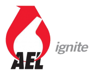 AEL Ignite Logo