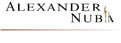 Alexander Nubia Logo