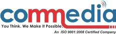 Commedia India Logo