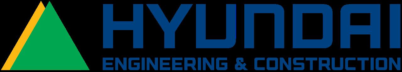 HYUNDAI Constructions Logo