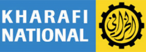 Kharafi National Logo