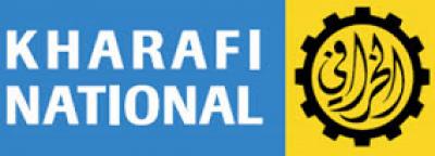 Kharafi National Logo