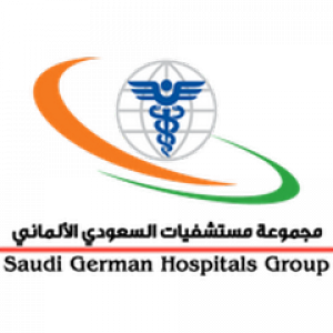 Saudi German Hospitals Logo