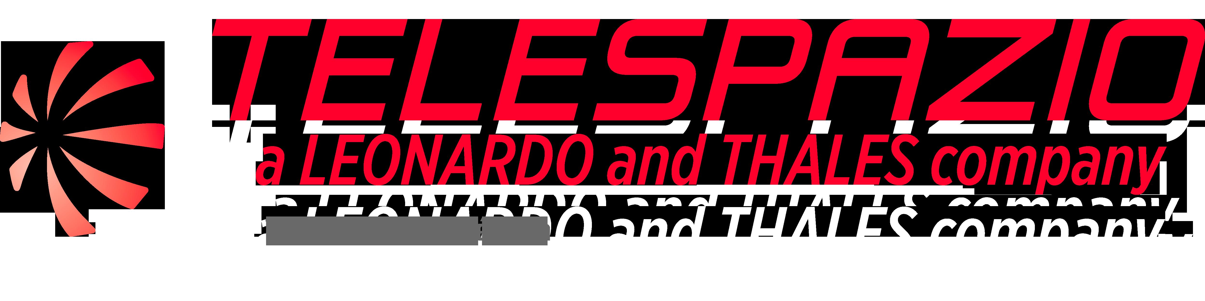 Telespazio Logo