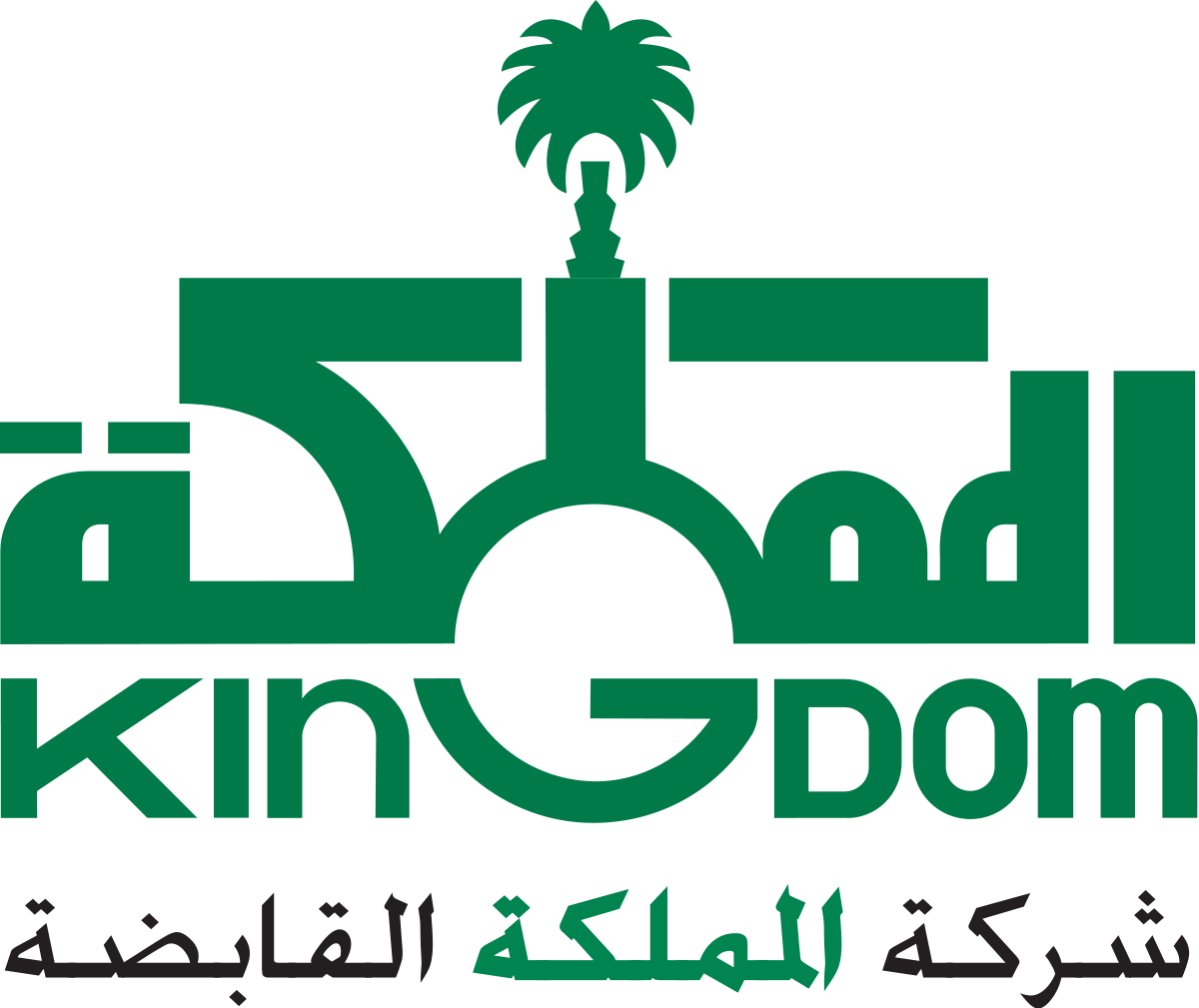 The Kingdom Holding Company Logo